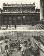LONDON. Old Bank of England. Sampson. Rotunda 1926 vintage print picture